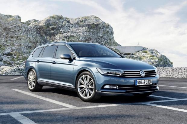 Volkswagen Passat Variant B8