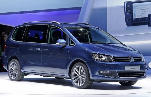 volkswagen sharan genewa 2015. Black Bedroom Furniture Sets. Home Design Ideas