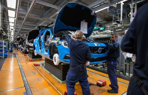 Volvo fabryka