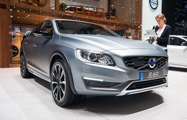 Volvo S60 Cross Country Genewa 2015