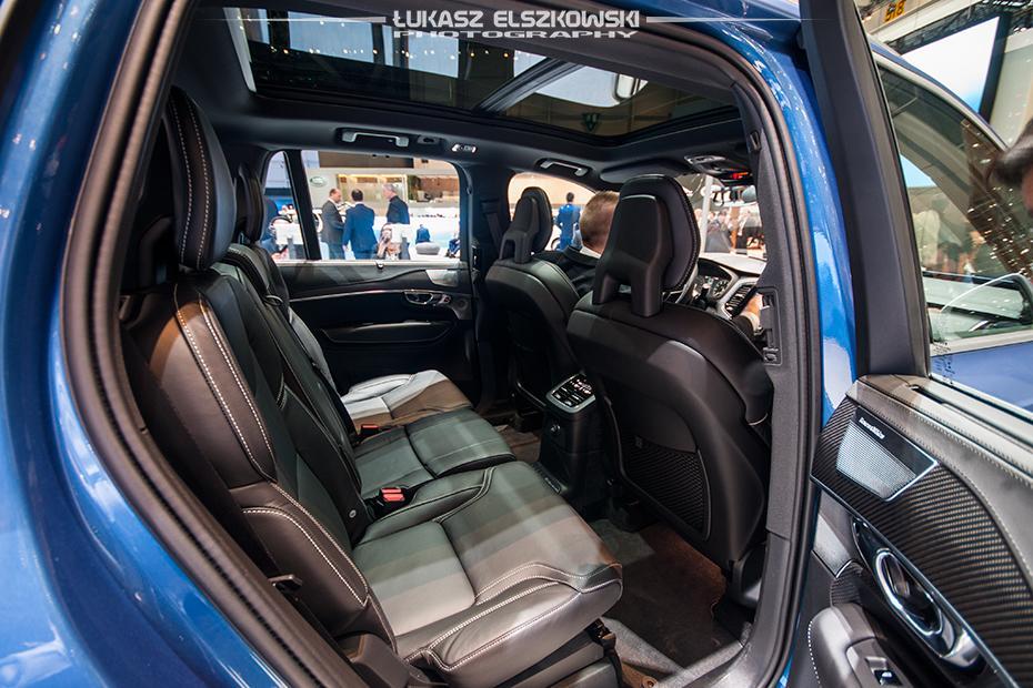 Volvo XC90 Genewa 2015