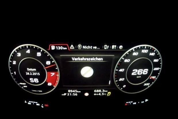 Audi TTS sprint
