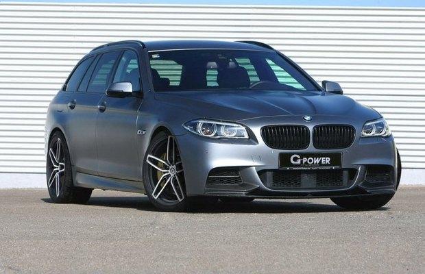 BMW M550d Touring G-Power