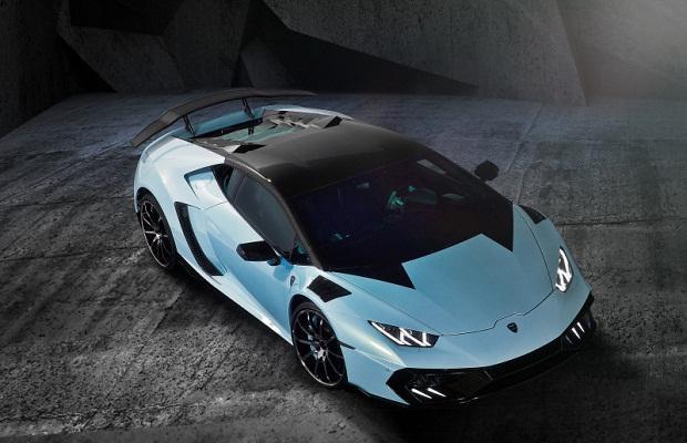 Lamborghini Huracan Torofeo Mansory