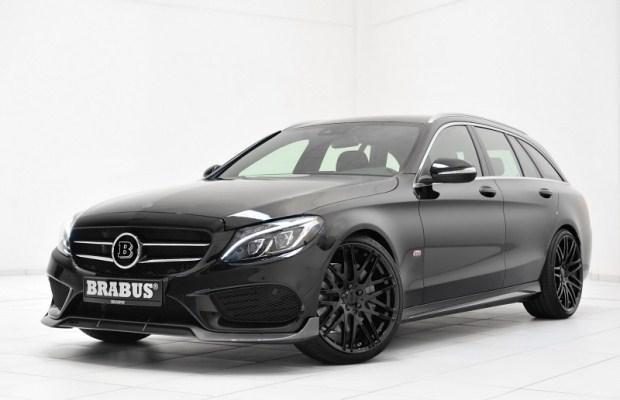 Mercedes C Estate Brabus