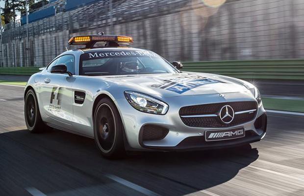 Mercedes AMG GT S F1