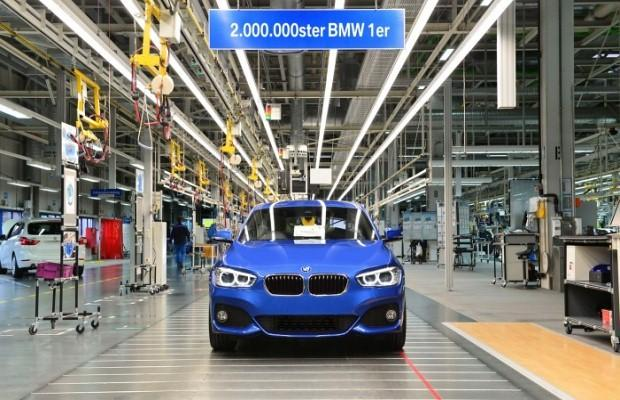 BMW 1 Series production 2000000