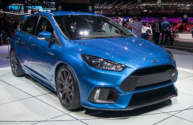Ford Focus RS Genewa 2015