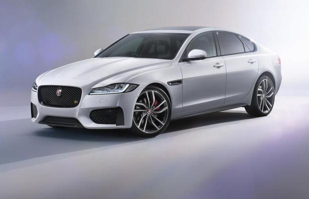 Nowy Jaguar XF 2016