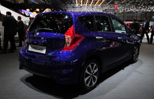Nissan Note Ntec