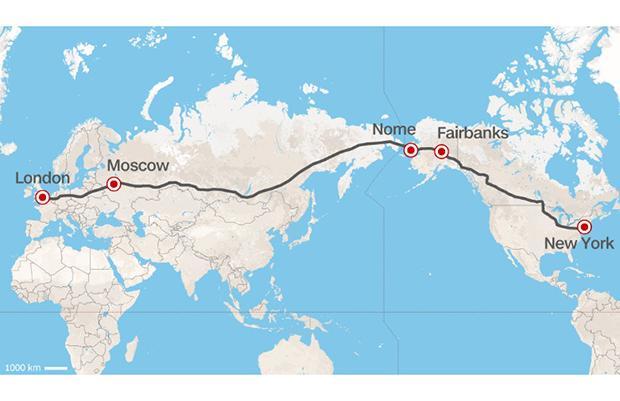 autostrada transsyberyjska