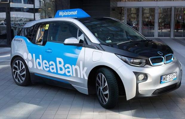 BMW i3 Idea Bank