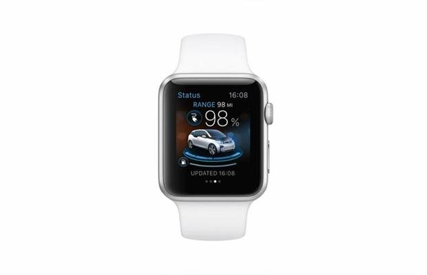 BMW Porsche Apple Watch
