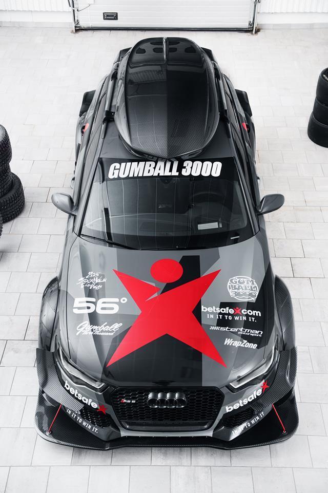 Audi RS6 DTM Jon Olsson