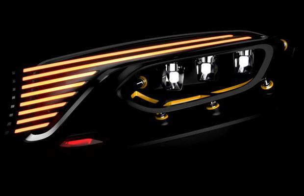 Mercedes-Benz GLC Coupe Light Concept