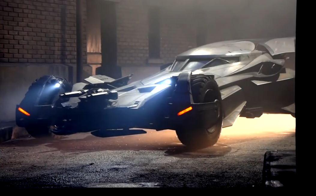 Batmobil 2016
