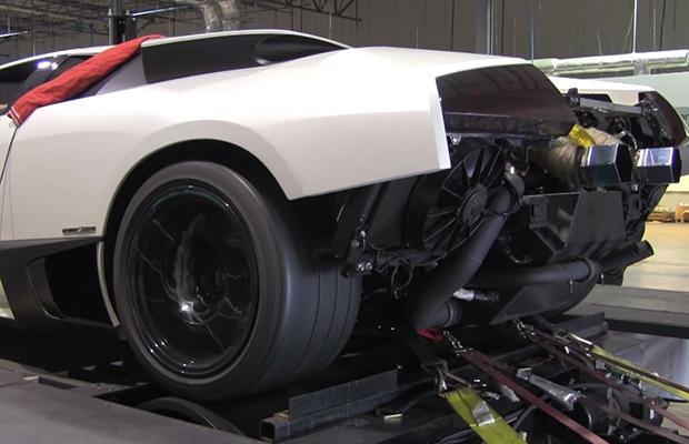 Lamborghini Murcielago SV Covert Tuning Dynamics