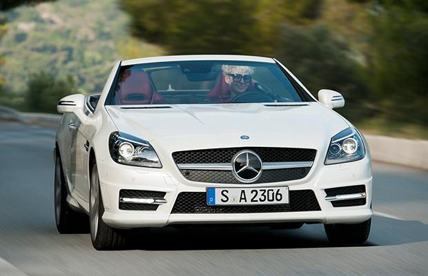 Mercedes SLK 250CDI