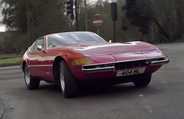 Ferrari 365 GTB 4 Daytona