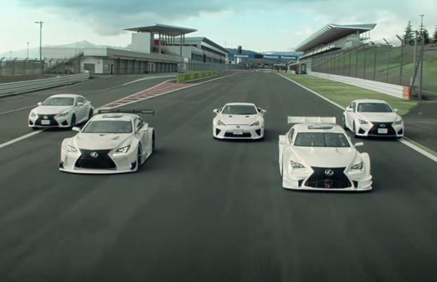 Lexus F