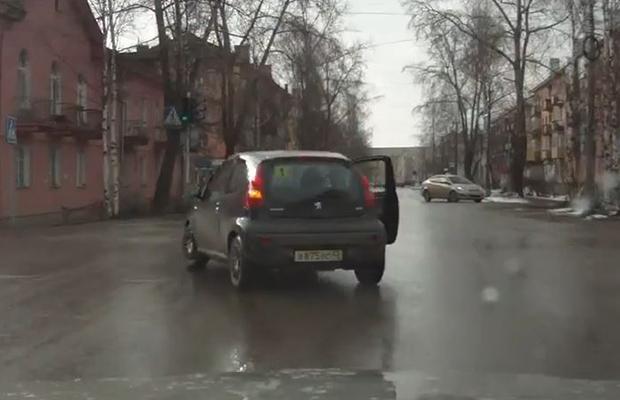 Rosja dziecko wypadek