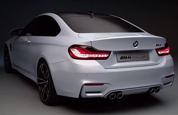 BMW M4 Iconic Light Concept