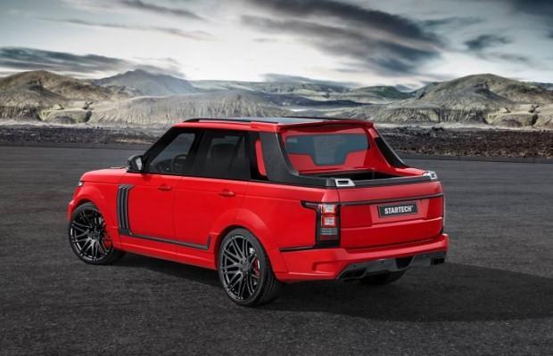 Range Rover pickup startech