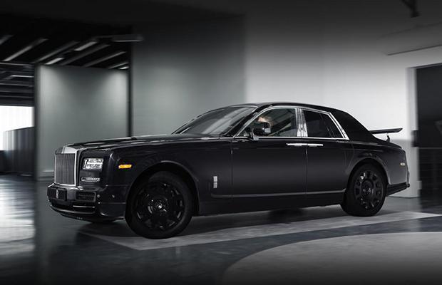 Rolls-Royce SUV Mule