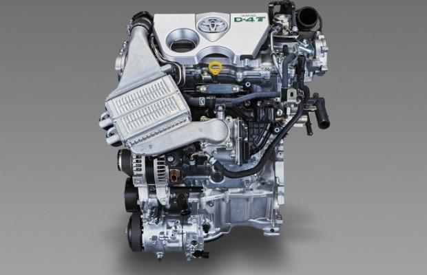 Toyota 8NR FTS 1.2L Turbo