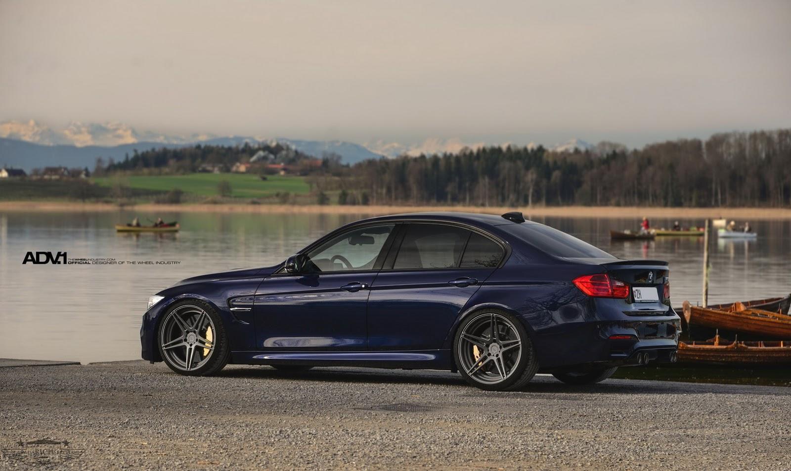 BMW M3 ADV Wheels