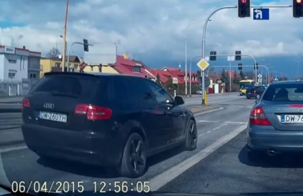 Audi A3 wariat