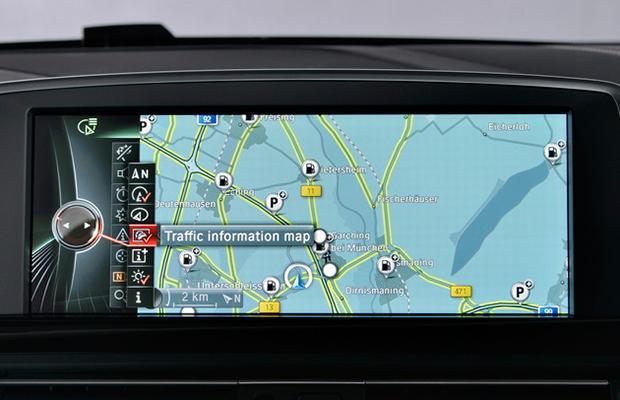 BMW Nawigacja
