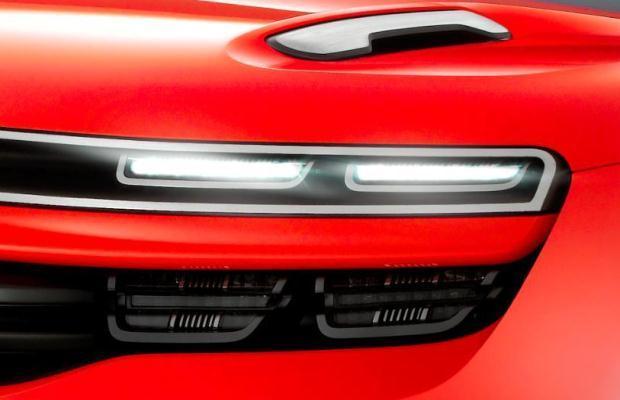 Citroen Aircross concept teaser