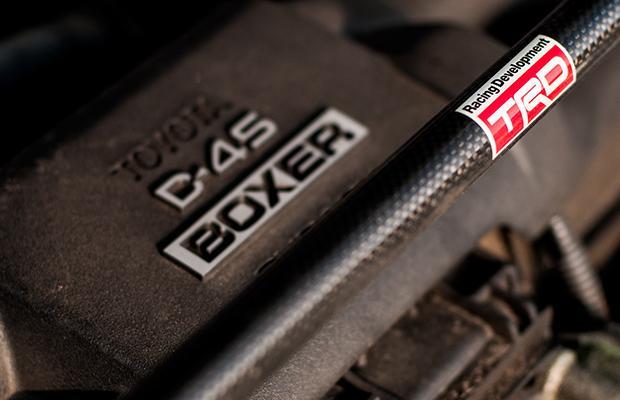 Toyota GT86 Prestige TRD