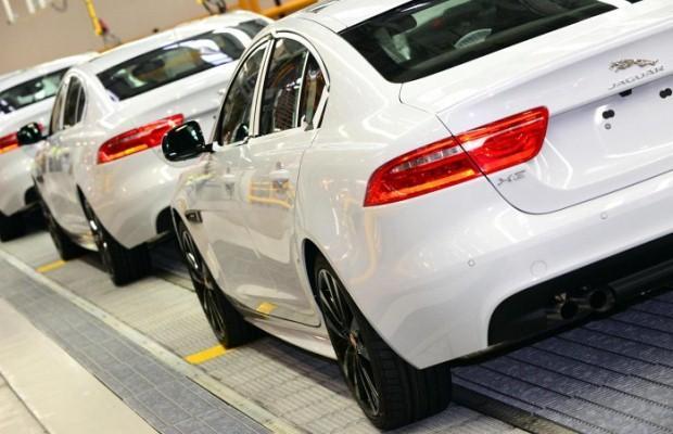 Jaguar XE produkcja