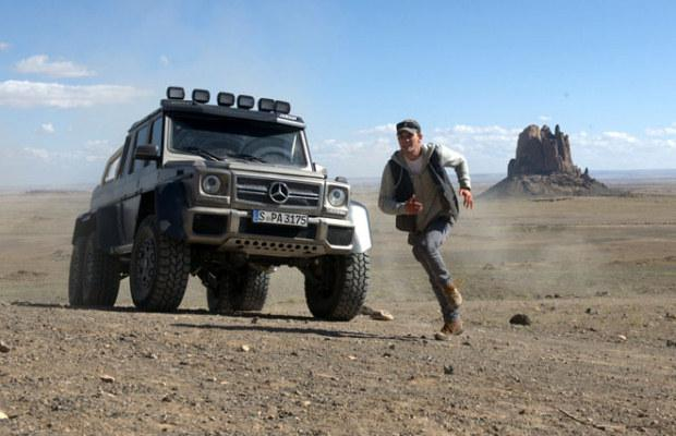 "Mercedes G63 AMG 6×6 ""Beyond The Reach"""