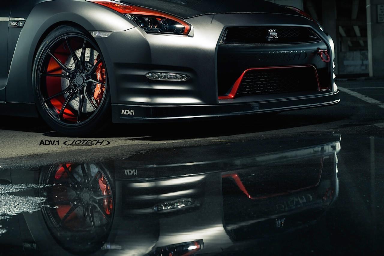 Nissan GT-R Jotech Motorsport