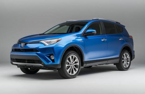 Nowa Toyota RAV4 Hybrid 2016
