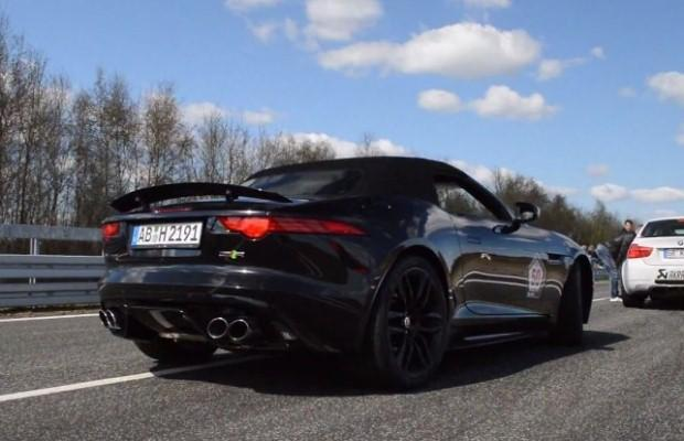 Jaguar F-Type R Capristo