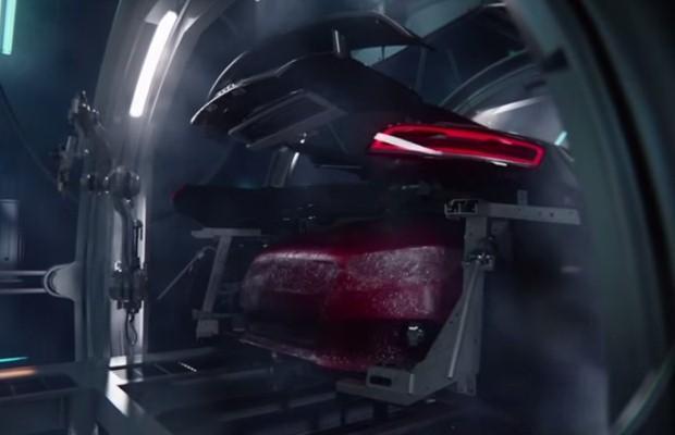 Audi R8 mother
