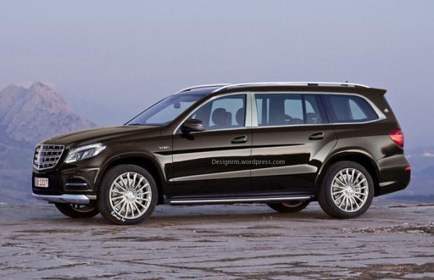 Mercedes rendering