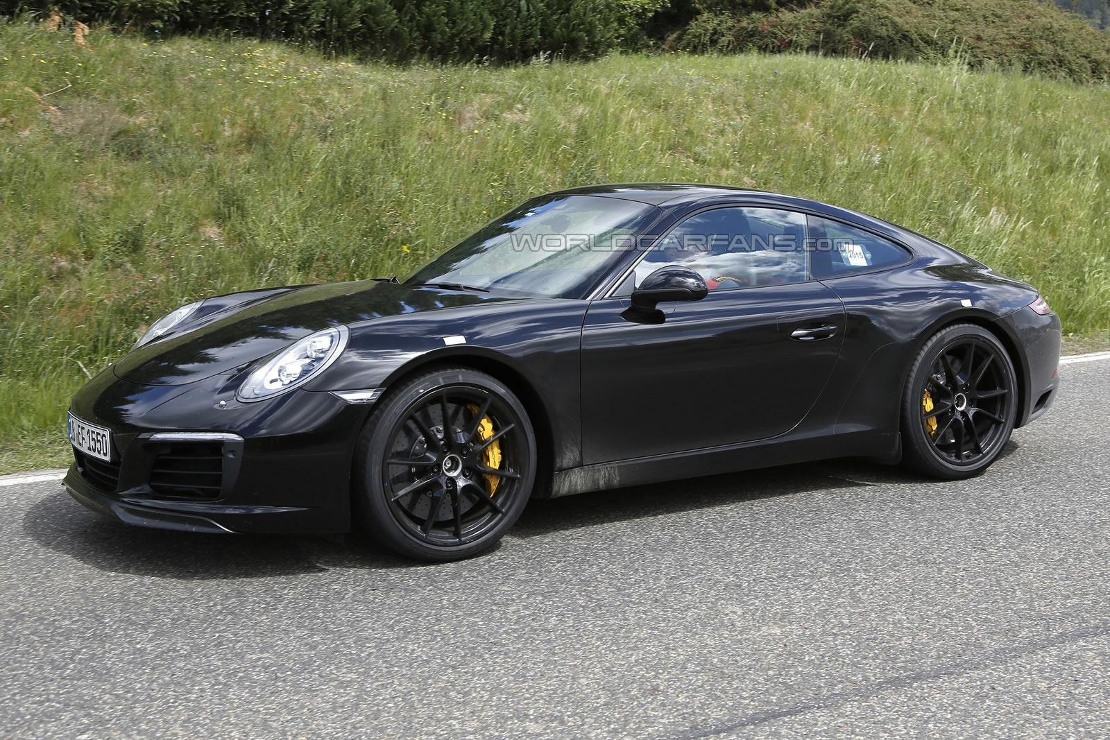 Porsche 911 991.2