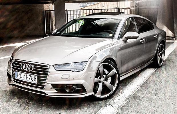 Audi A7 Sportback 2014