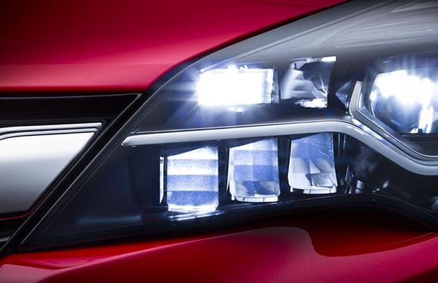 Opel IntelliLux LED Matrix