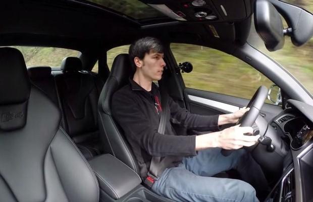 Audi S4 Onboard