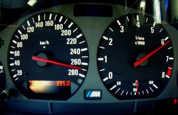 BMW M3 E36 onboard