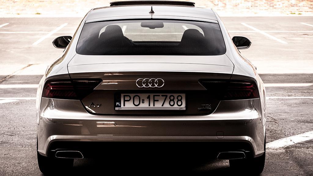 Audi A7 Sportback 2015 TDI