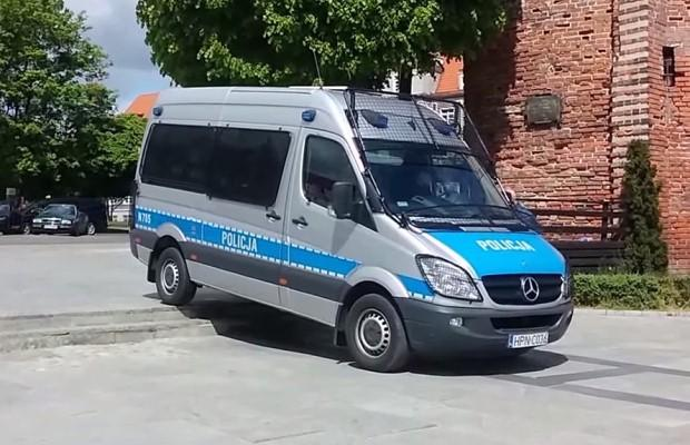Policja z Gdańska