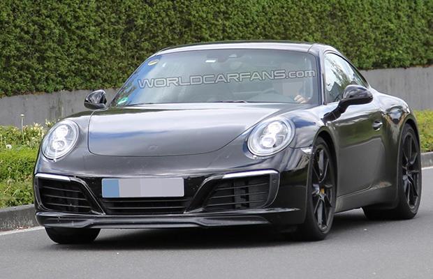 Porsche 911 991 facelifting