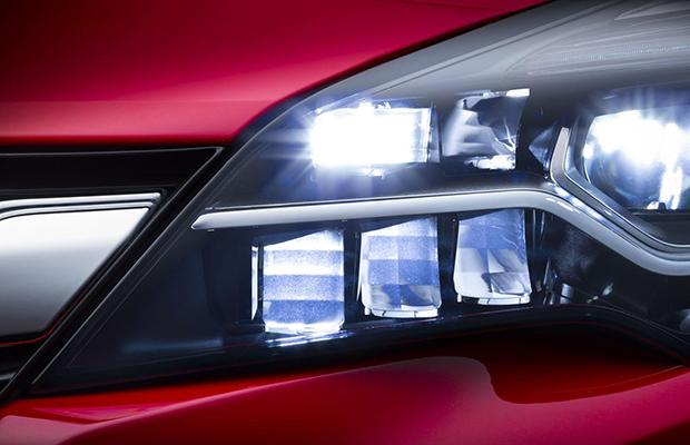 Opel IntelliLux LED Matrix